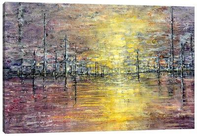 Landscape 1989 I Canvas Art Print