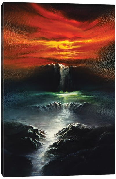 Landscape 1996 I Canvas Art Print