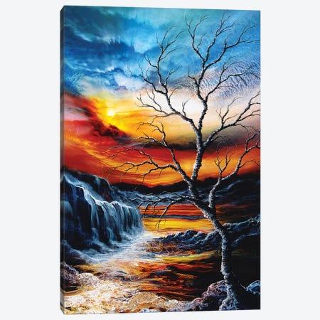 Landscape 1996 II Canvas Print #DDO39} by David Dolan Canvas Art