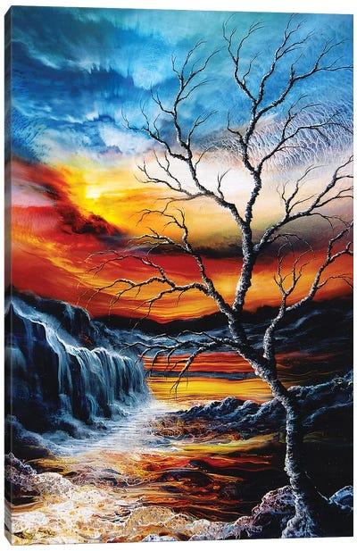 Landscape 1996 II Canvas Art Print