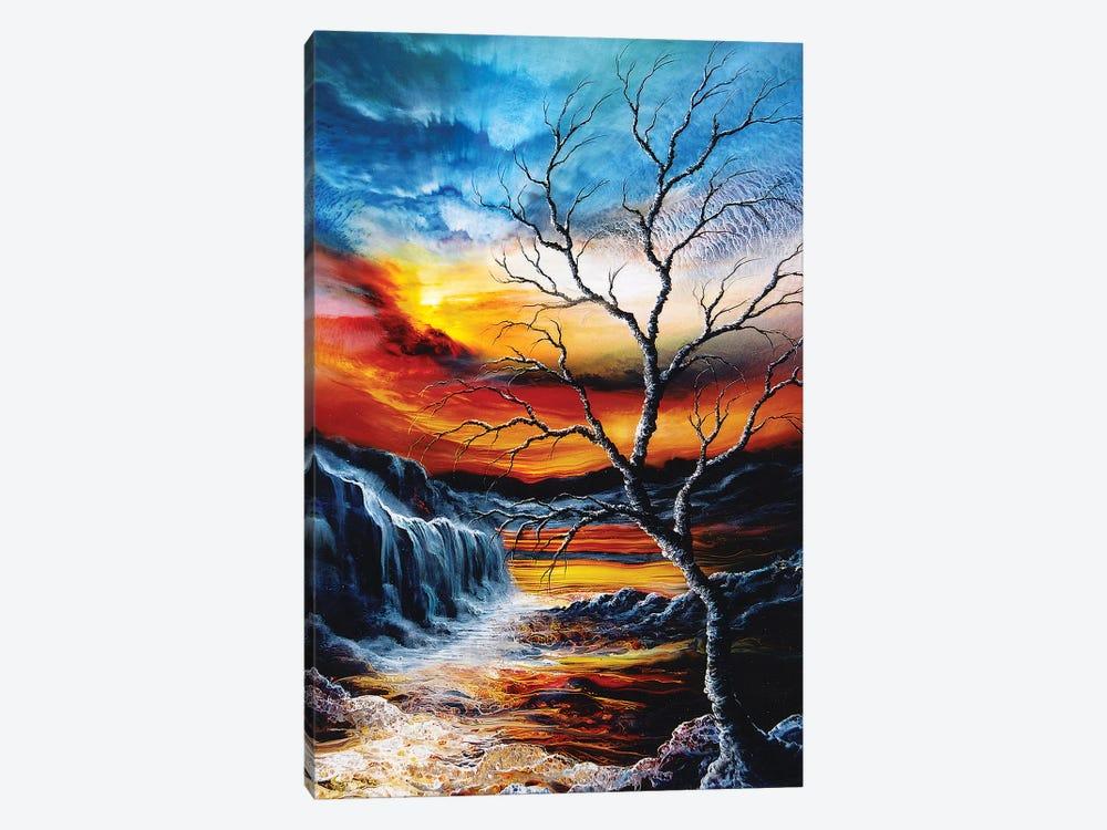 Landscape 1996 II by David Dolan 1-piece Art Print