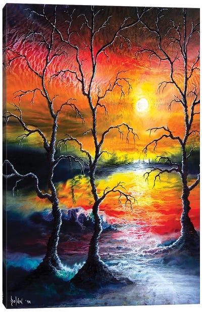 Landscape 1999 II Canvas Art Print