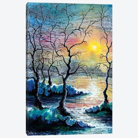 Landscape 1999 III Canvas Print #DDO45} by David Dolan Canvas Wall Art