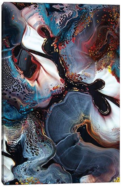 Abstract 1993 I Canvas Art Print