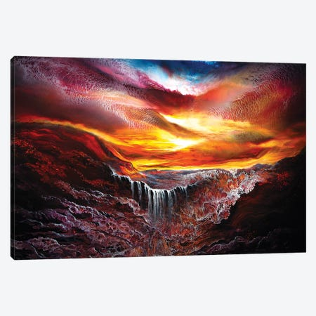 Landscape 2001 IV Canvas Print #DDO53} by David Dolan Canvas Wall Art