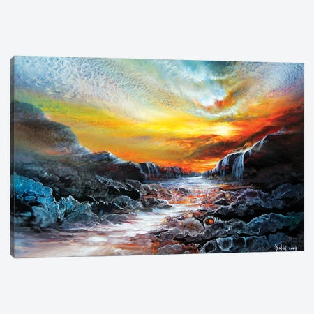 Landscape 2004 III Canvas Print #DDO60} by David Dolan Art Print