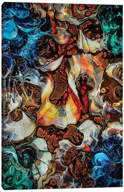 Abstract 2006 #4 Canvas Art Print