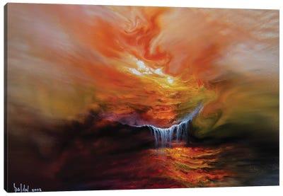 Landscape 2002 #4 Canvas Art Print