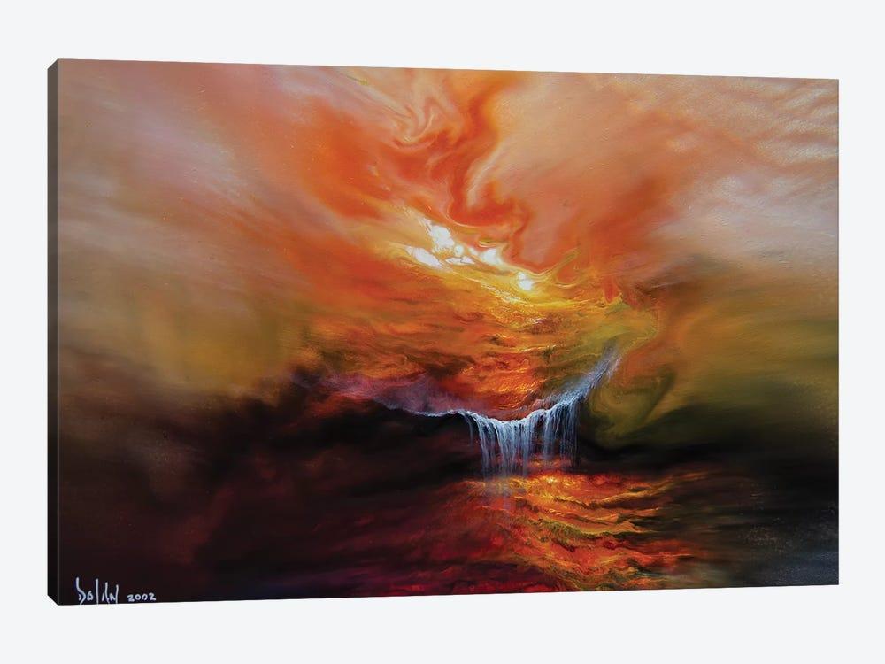 Landscape 2002 #4 by David Dolan 1-piece Canvas Art Print