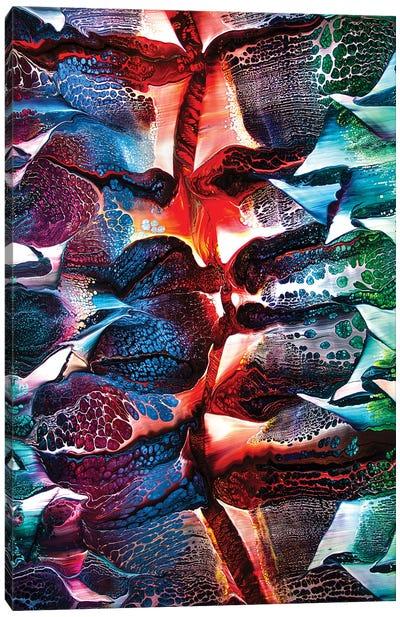 Geometric 1999 #1 Canvas Art Print