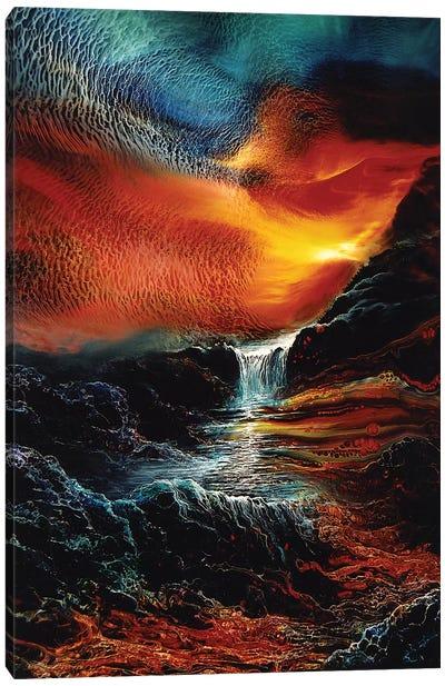 Landscape 1997 #2 Canvas Art Print