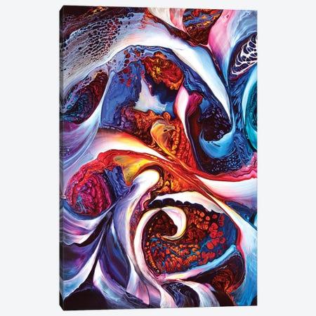 Abstract 1994 II Canvas Print #DDO6} by David Dolan Canvas Art