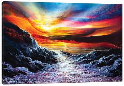 Landscape 1999 #6 Canvas Art Print