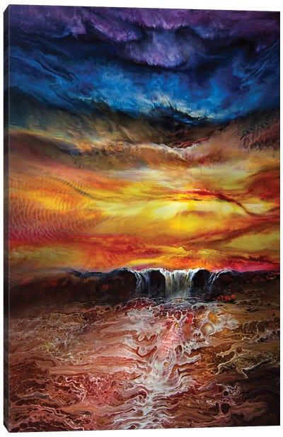 Landscape 2005 #2 Canvas Art Print