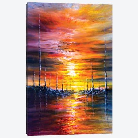 Landscape 2005 #1 Canvas Print #DDO73} by David Dolan Canvas Art