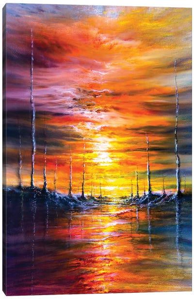 Landscape 2005 #1 Canvas Art Print