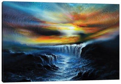 Landscape 2001 #3 Canvas Art Print