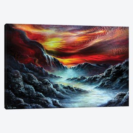 Landscape 2000 #3 Canvas Print #DDO75} by David Dolan Art Print