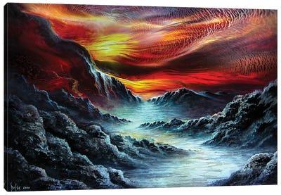 Landscape 2000 #3 Canvas Art Print