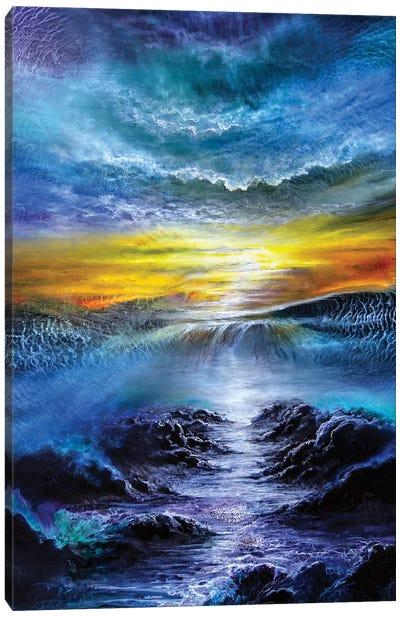 Landscape 1998 #1 Canvas Art Print