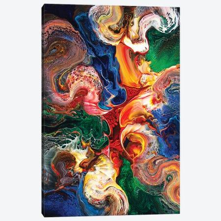 Abstract 1995 I Canvas Print #DDO8} by David Dolan Art Print