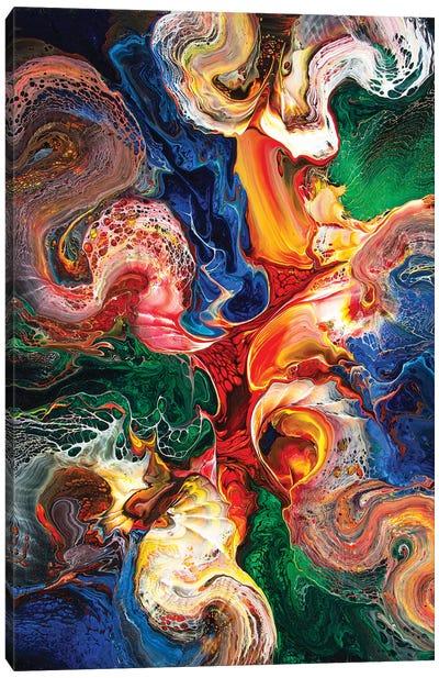 Abstract 1995 I Canvas Art Print