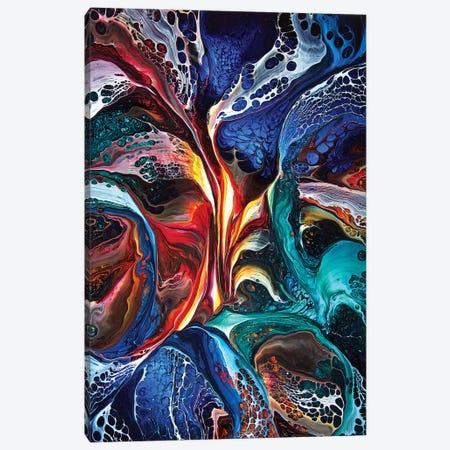 Abstract 1995 II Canvas Print #DDO9} by David Dolan Canvas Art Print