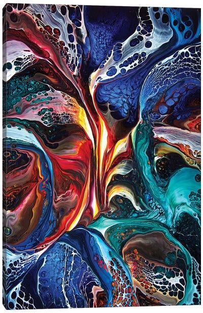 Abstract 1995 II Canvas Art Print