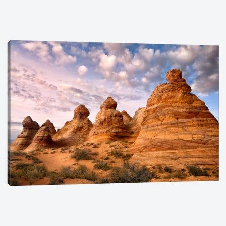 Arizona Peaks I 3-Piece Canvas #DDR1} by David Drost Art Print