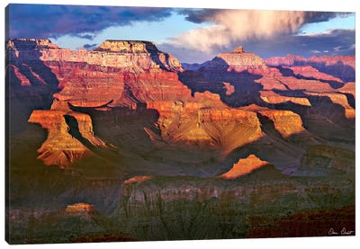 Canyon View III Canvas Art Print