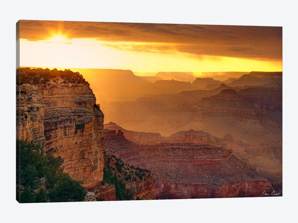 Canyon View IX by David Drost 1-piece Canvas Art