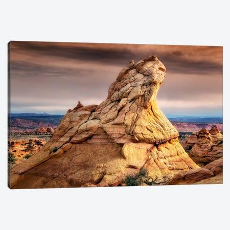 Arizona Peaks II Canvas Print #DDR2} by David Drost Canvas Art Print