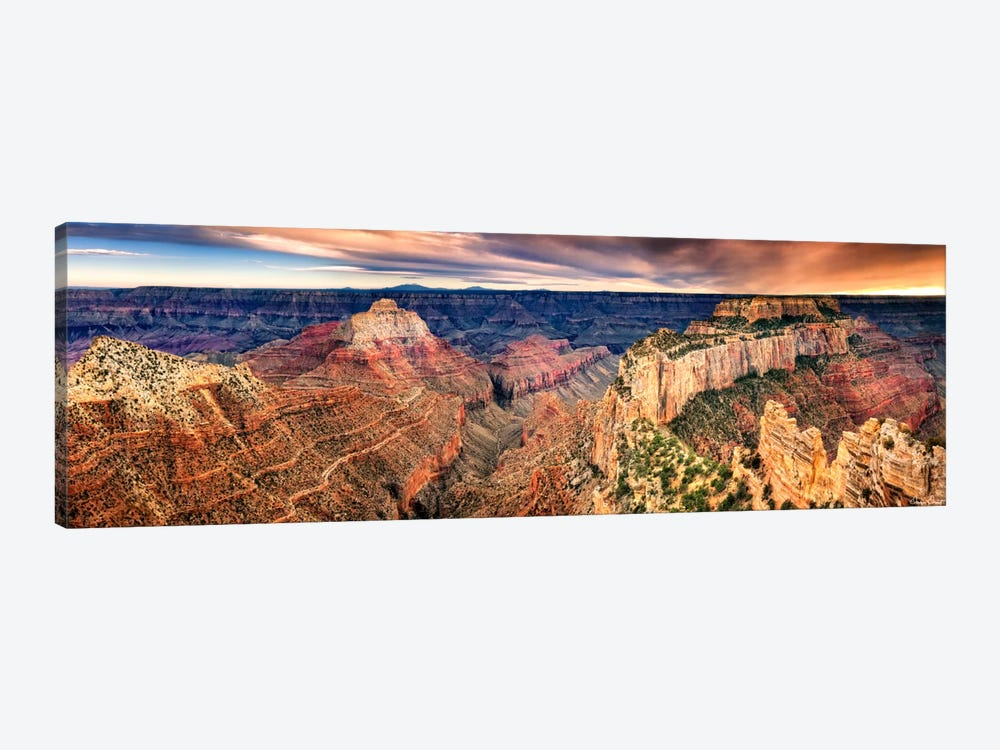 Canyon View XII by David Drost 1-piece Canvas Artwork