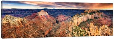 Canyon View XII Canvas Art Print