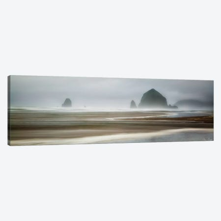 From Cannon Beach I Canvas Print #DDR37} by David Drost Canvas Wall Art