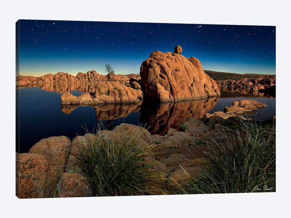 Lake Canyon View I by David Drost 1-piece Canvas Art Print
