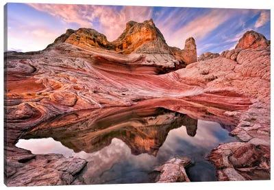 Arizona Reflection I Canvas Art Print