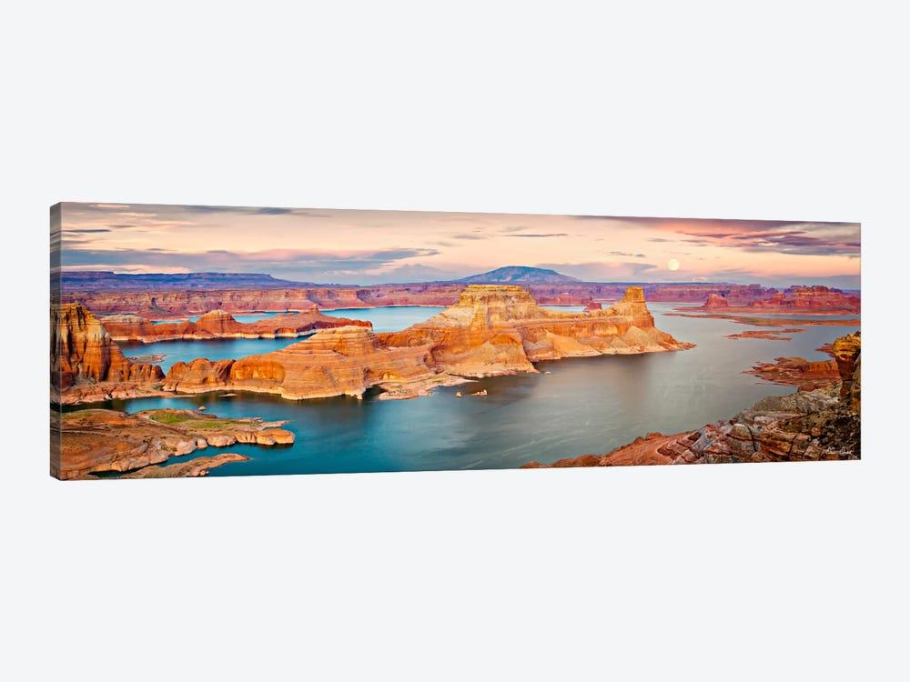 Lake Canyon View III by David Drost 1-piece Canvas Art