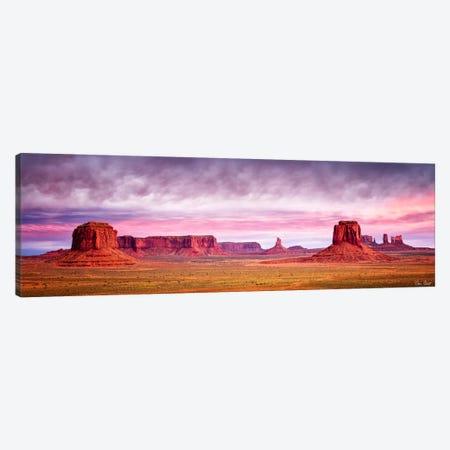 Pink Morning Glory V Canvas Print #DDR50} by David Drost Canvas Art Print