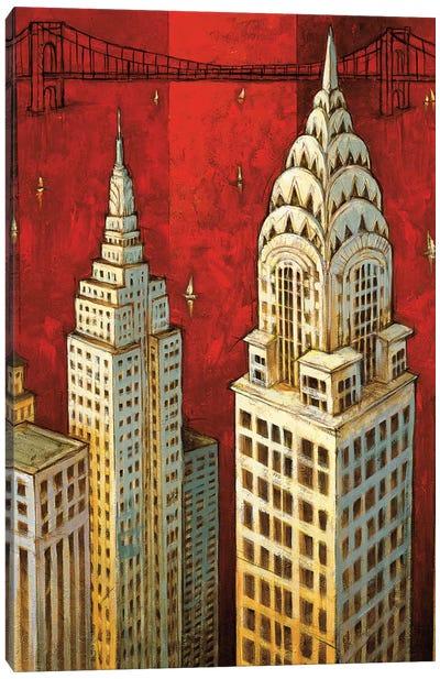 NYC II Canvas Art Print
