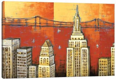 Manhattan I Canvas Art Print