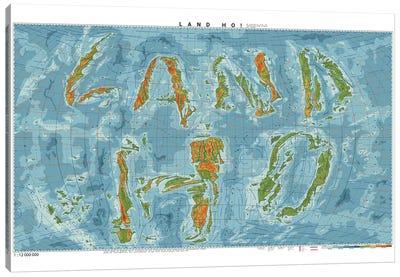 Land Ho Canvas Art Print