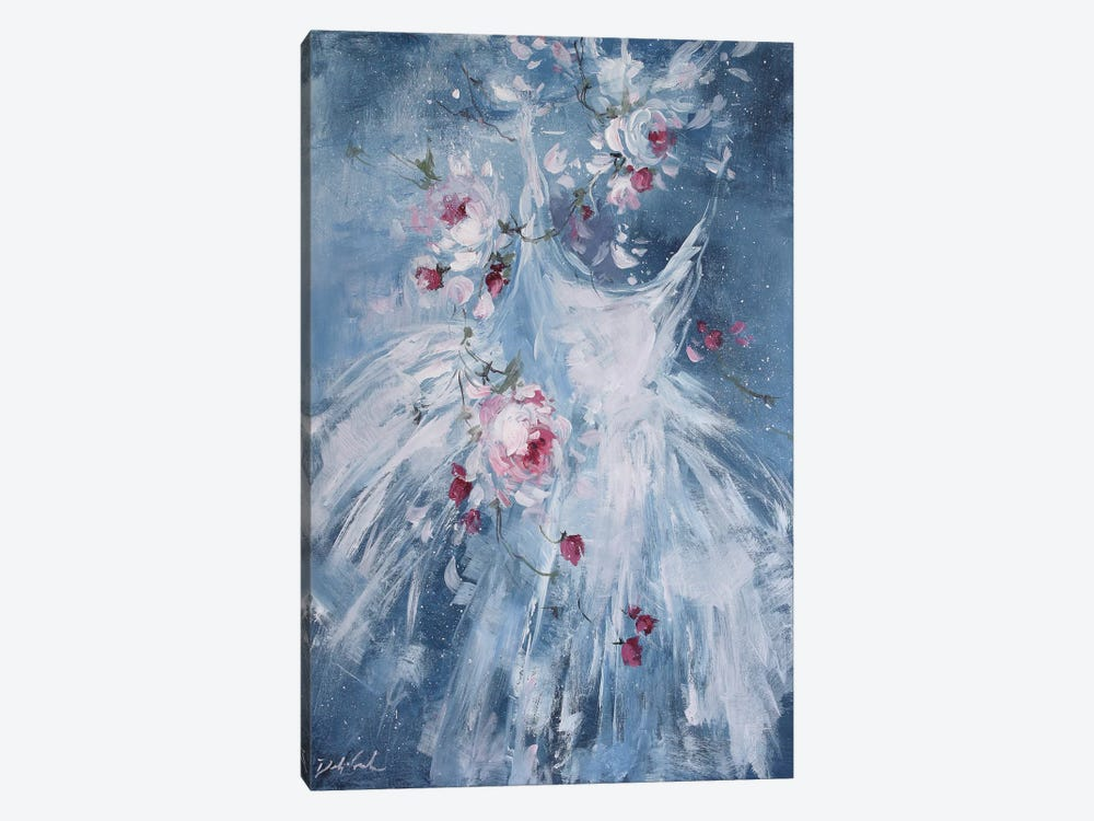 In Blue by Debi Coules 1-piece Canvas Artwork