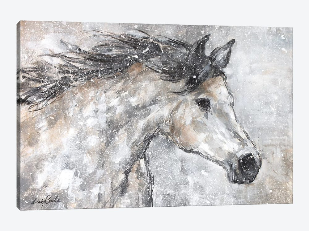 Wild And Free by Debi Coules 1-piece Art Print