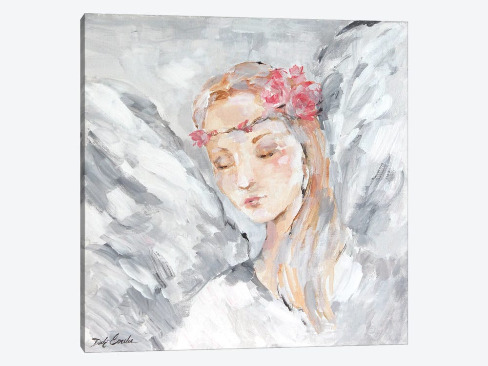 Angel I by Debi Coules 1-piece Canvas Artwork