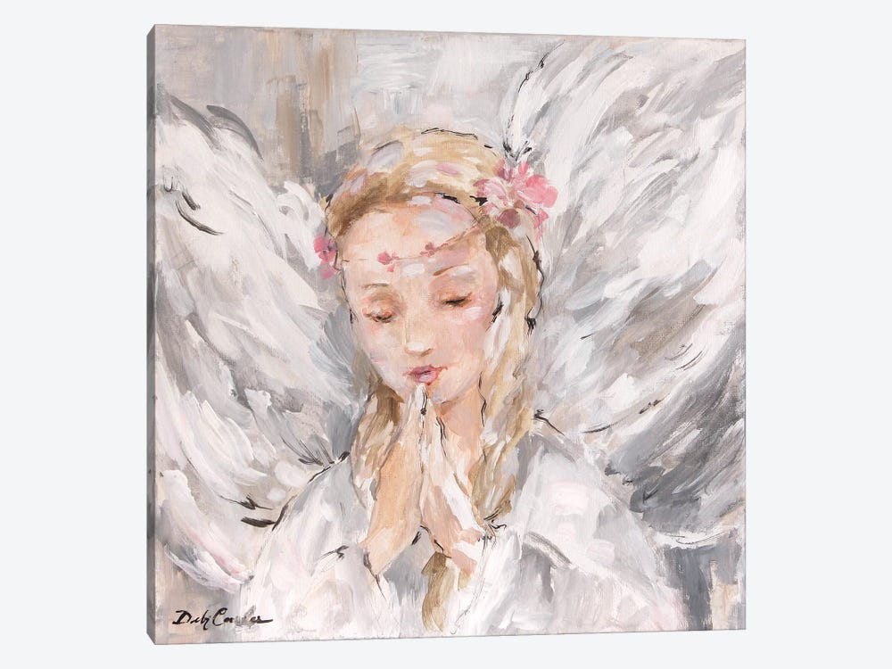 Prayer by Debi Coules 1-piece Canvas Artwork