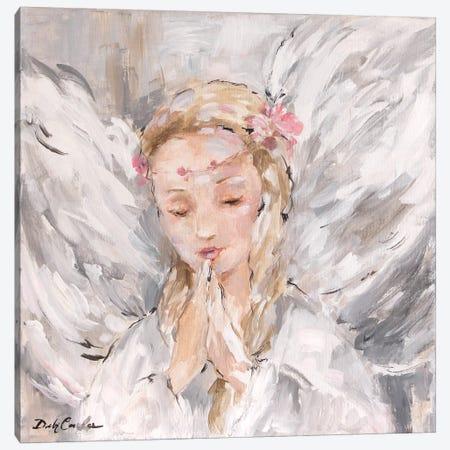 Prayer Canvas Print #DEB106} by Debi Coules Canvas Art