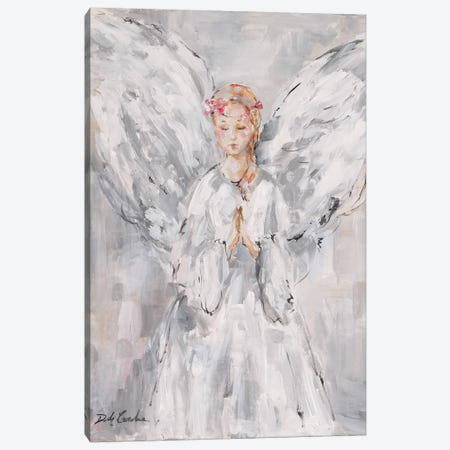 Heavenly Canvas Print #DEB107} by Debi Coules Canvas Art