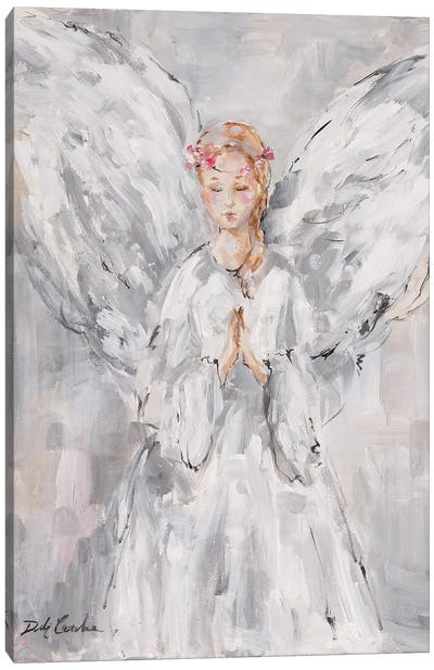 Heavenly Canvas Art Print
