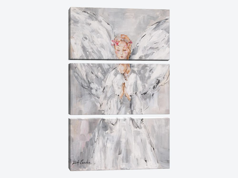 Heavenly by Debi Coules 3-piece Canvas Art Print
